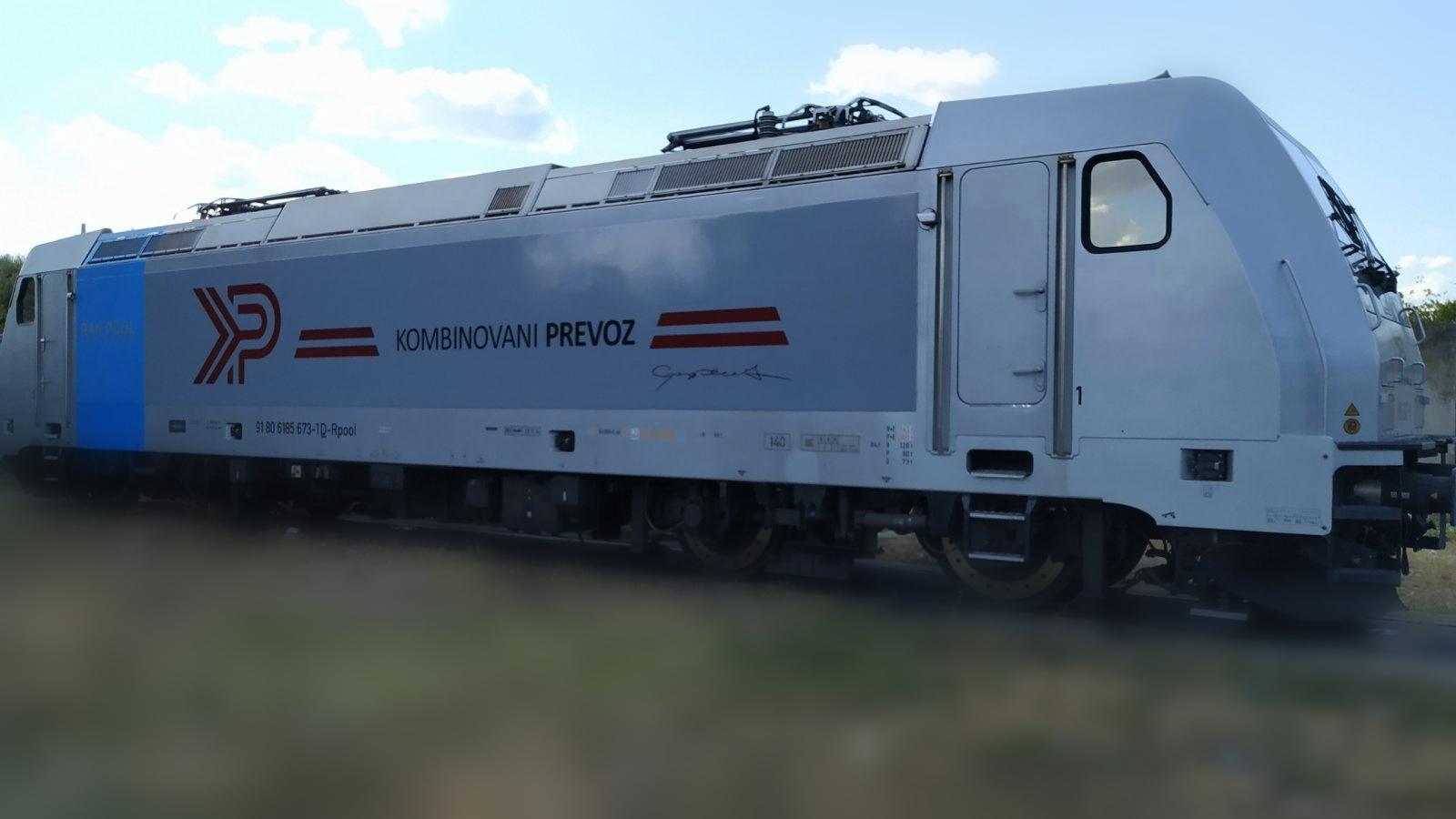 RAILPOOL expandiert weiter in die Balkanländer - TRAXX AC2 für den serbischen Markt