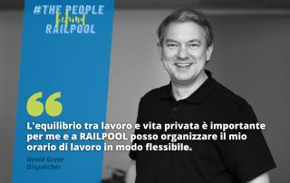 The people behind Railpool - David Greer